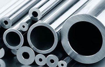 """2/"""" OD WELD 0.065/"""" Wall 12/"""" Length 316//;316L Stainless  Round Tubing"""