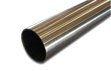6mm -/> 50mm Diameter Stainless steel round tube Hollow pipe 304 100mm Length